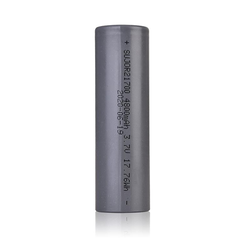 锂离子电池21700 4800mAh 3.7V
